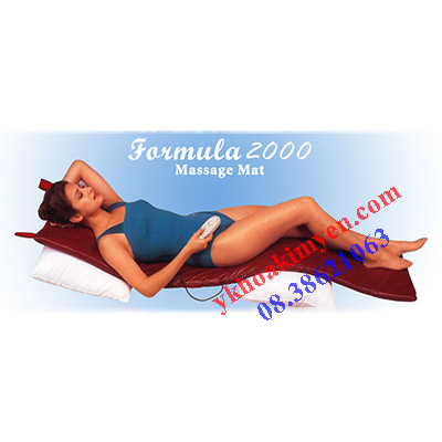 Nệm massage body Formula 2000